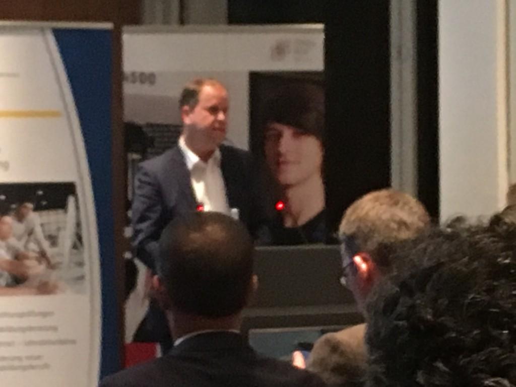 Dr. Joachim Stamp, Stellvertretender Ministerpräsident und Minister für Kinder, Familie, Flüchtlinge und Integration des Landes NRW